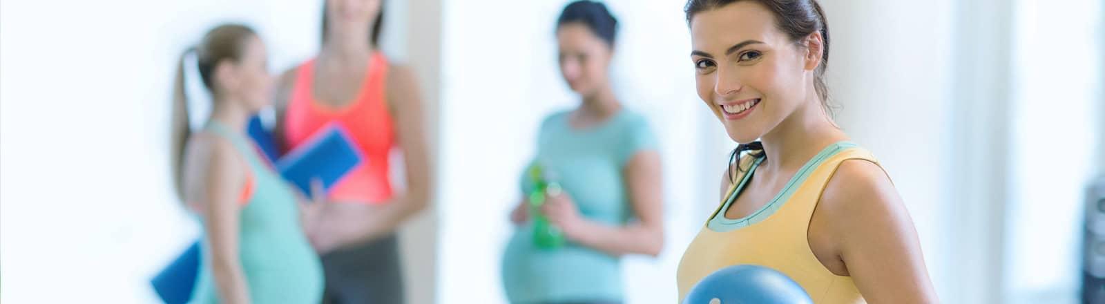embarazo pre parto fisioterapia de la mujer