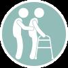 recuperacion de la marcha fisioterapia a domicilio