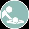 masaje relajante fisioclinics bilbao